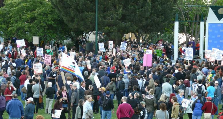 Prop 8 protests