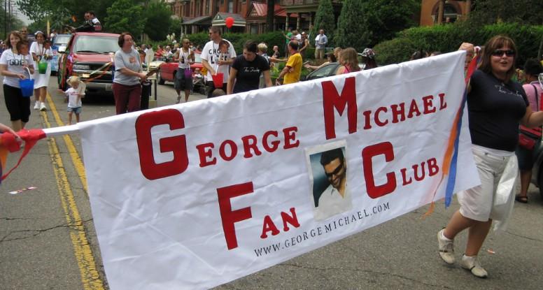 George Michael is gay