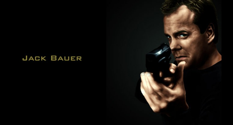 Picture of jack bauer