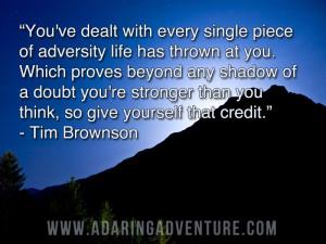 tim brownson quote