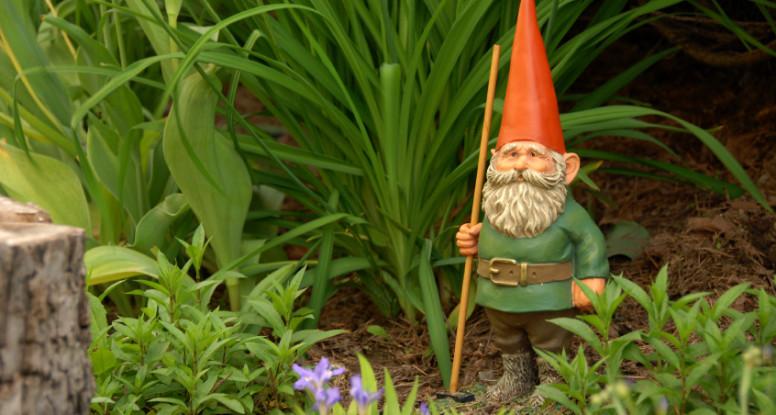 garden gnome addiction