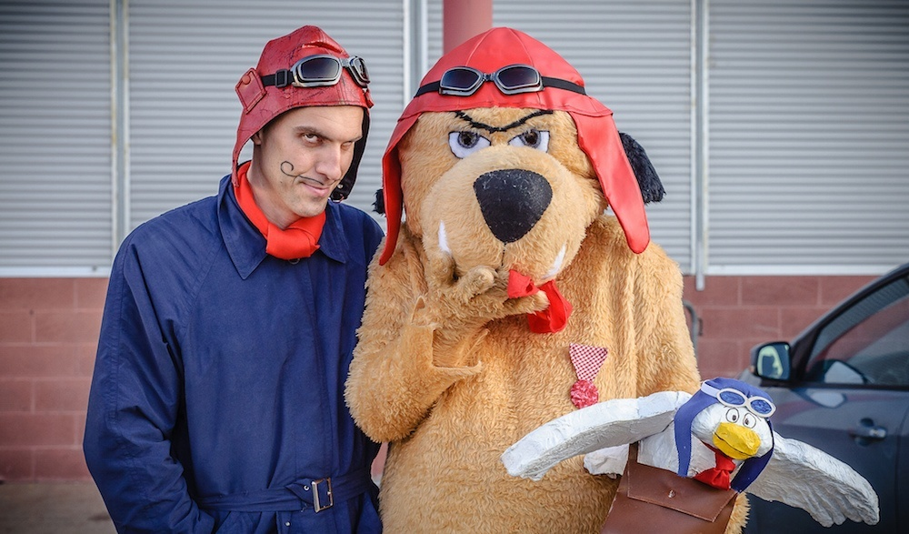 dick dastardly and mutley