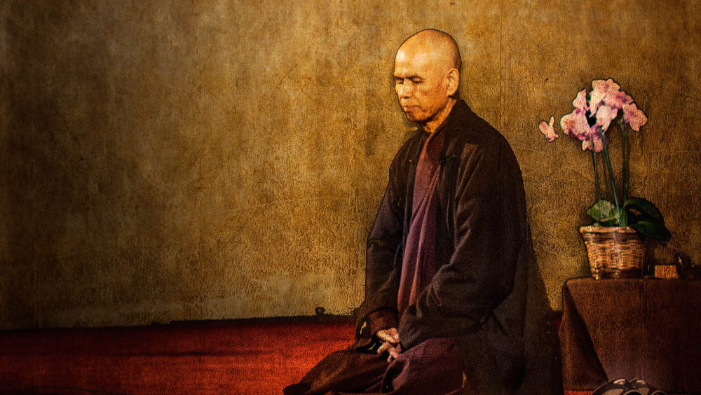 Thich Nhat Hanh's meditation