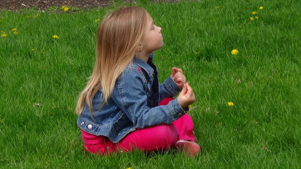 meditation for kids