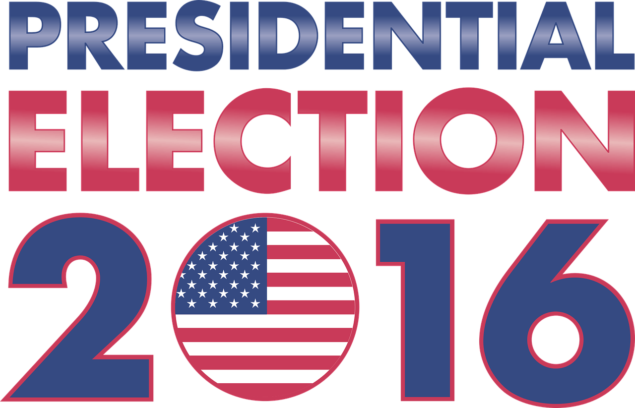 election 2016 poster